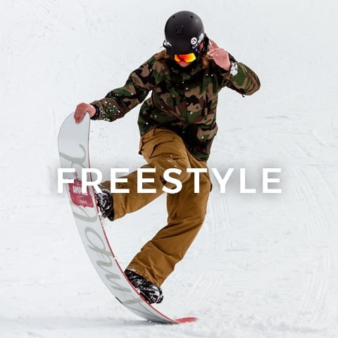 Snowboard Freestyle Clothing | LD Mountain Centre