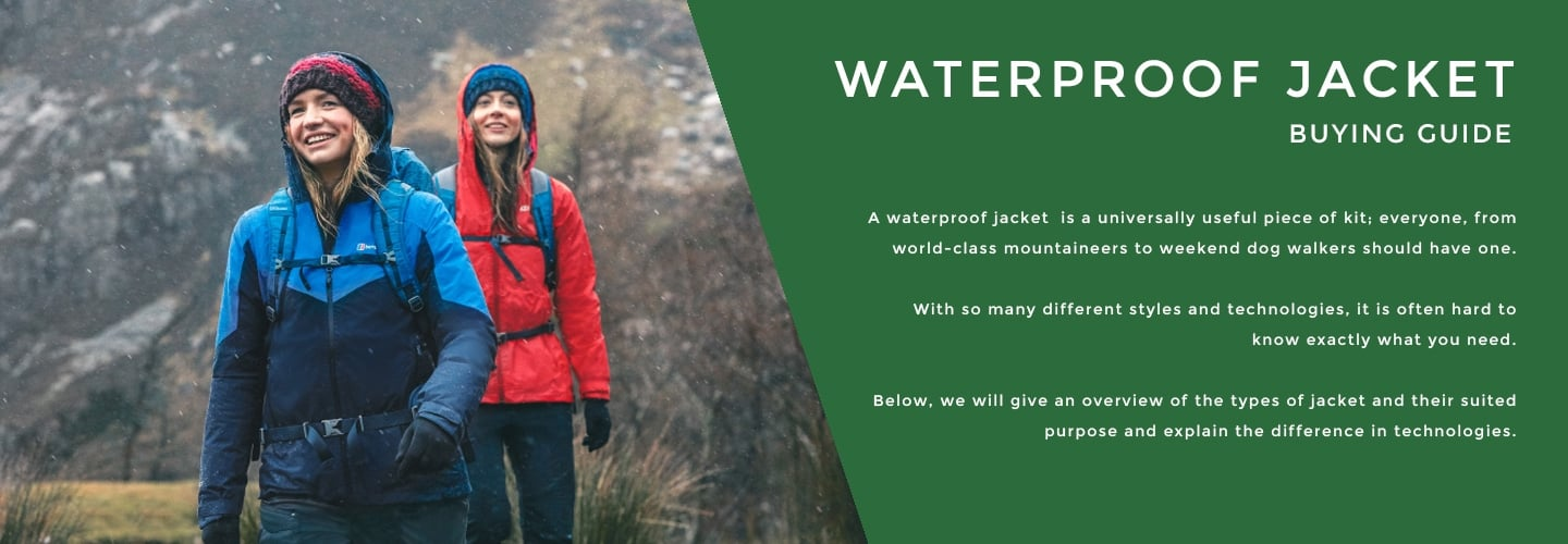 Waterproof Jackets | LD Mountain Centre