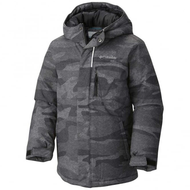 Columbia Boy's Alpine Free Fall Jacket