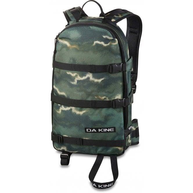 Dakine 96' Heli Pack  16L OA Camo