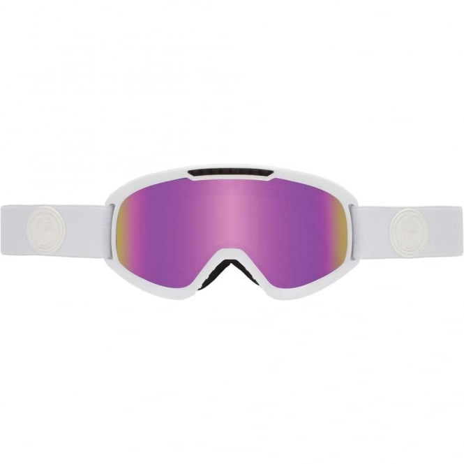 Dragon DX2 Goggle Whiteout + Spare Lens