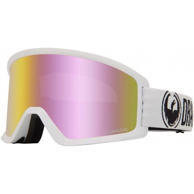 Dragon DX3 OTG White + Spare Lens