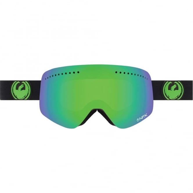 Dragon NFX Goggle Jet + Spare Lens