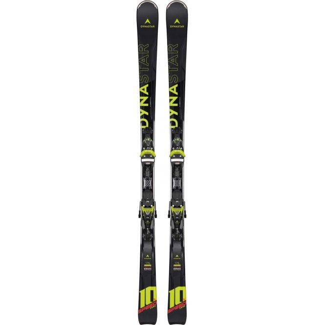 Dynastar SPEED ZONE 10 TI Ski 167cm + SPX 12 Binding