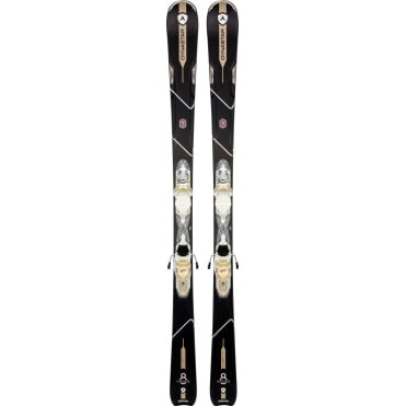 Women's Intense 8 151cm Ski + Xpress W 11 Binding