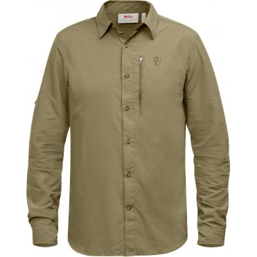 Abisko Hike Shirt Long Sleeve