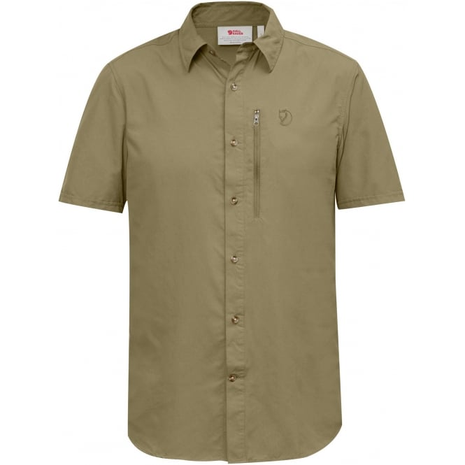 Fjallraven Abisko Hike Shirt Short Sleeve