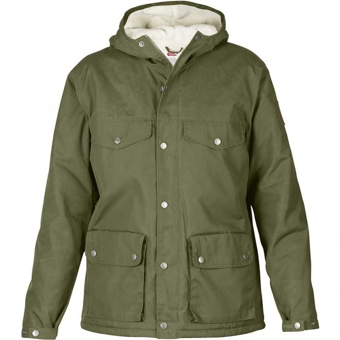 Fjallraven Greenland Winter Jacket Women's
