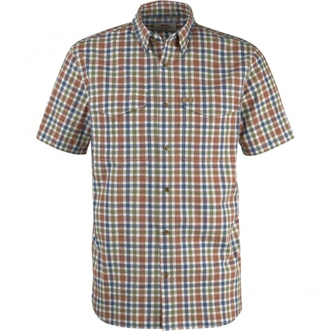 Fjallraven Ovik Shirt Short Sleeve