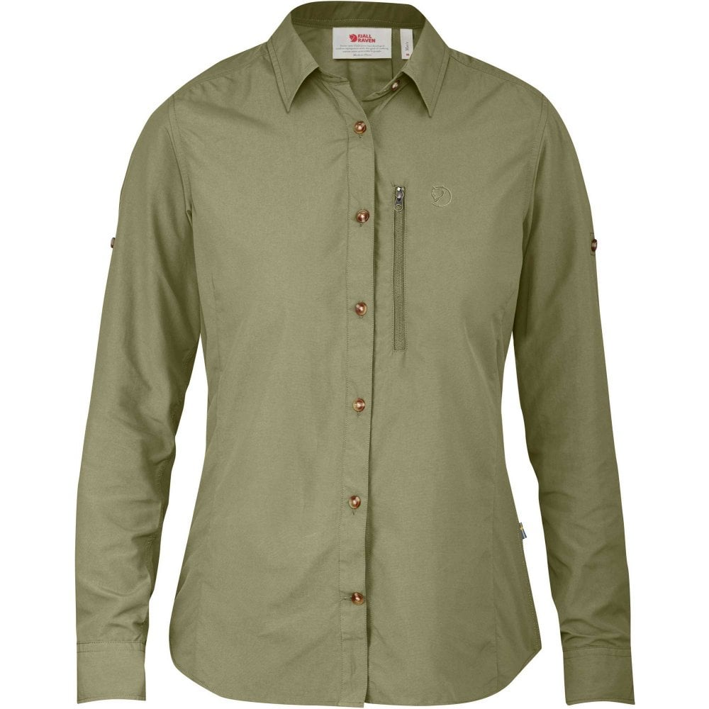 6d0be489a Fjallraven Women's Abisko Hike Shirt | LD Mountain Centre