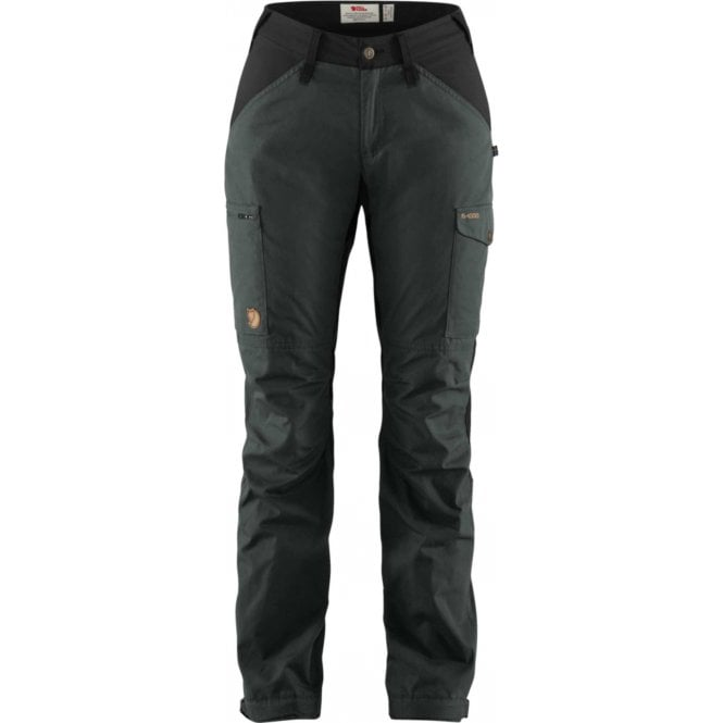 Fjallraven Women's Kaipak Trousers - Curved