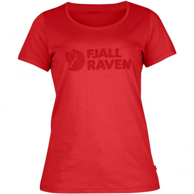 Fjallraven Women's Logo T-Shirt