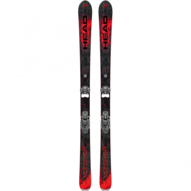 Head Monster 88 177cm Ski + Attack 11 Bindings
