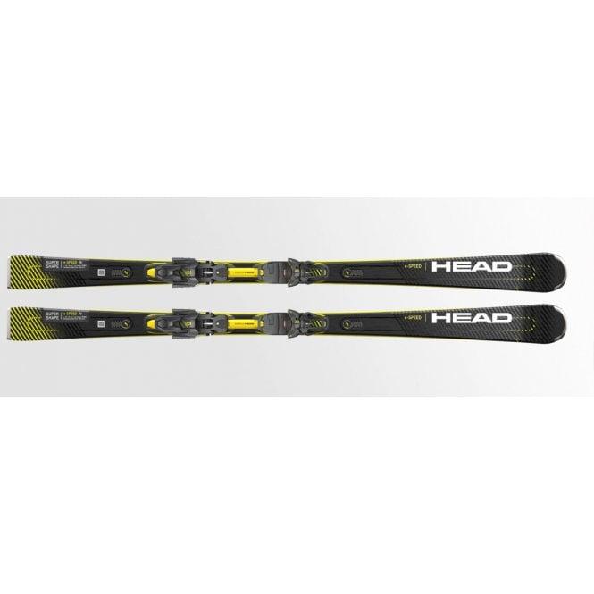 Head  Supershape E Speed 177 + PRD 12 Ski