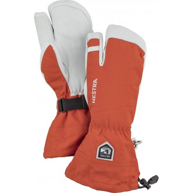 Hestra Army Leather Heli Ski 3 Finger Glove
