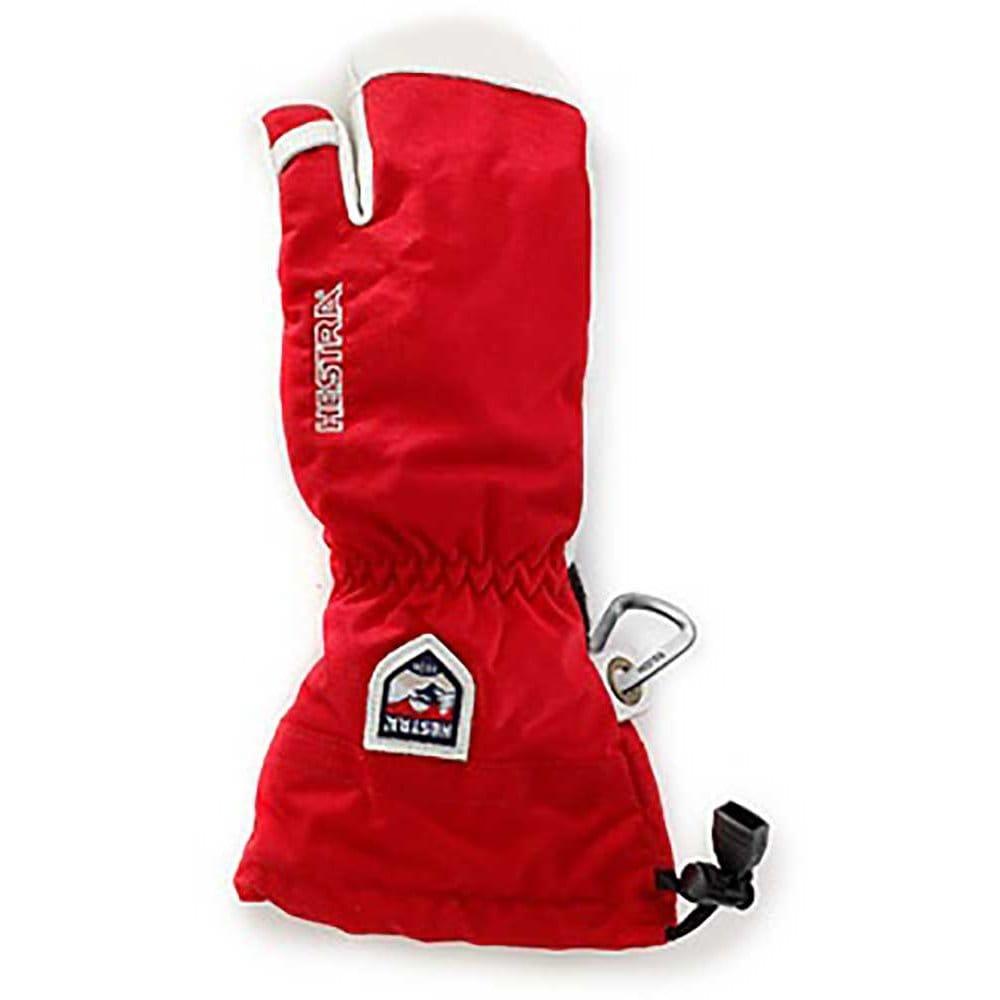 Hestra Army Leather Heli Ski 3 Finger Glove Ld Mountain Centre
