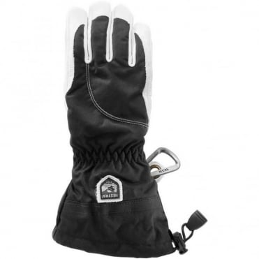 Women's Army Leather Heli Ski Glove