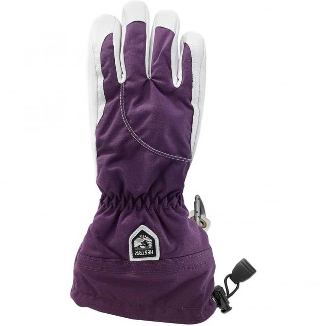 Hestra Women's Army Leather Heli Ski Glove