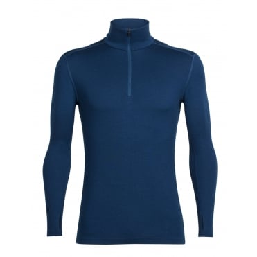 Tech Top LS Half Zip
