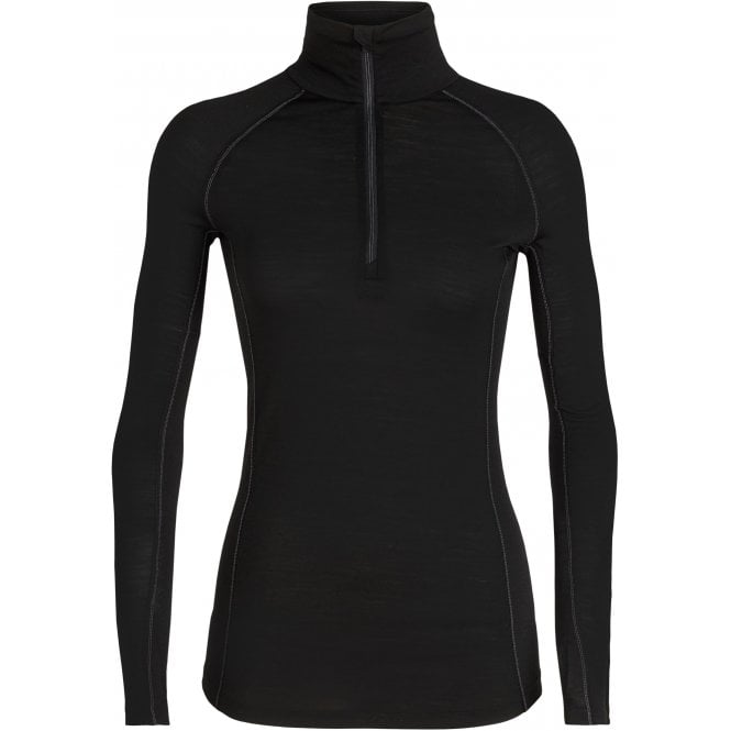 Icebreaker Women's 150 Zone Long Sleeve Half Zip