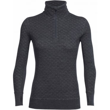 Women's Affinity Thermo LS Half Zip