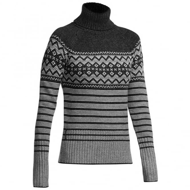 Icebreaker Women's Aura LS Turtleneck