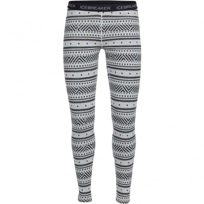 Icebreaker Women's Vertex Leggings Fairisle