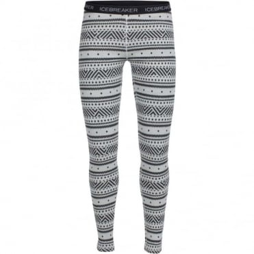 Women's Vertex Leggings Fairisle