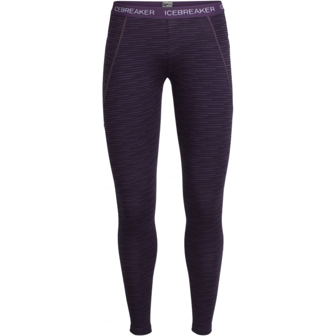 Icebreaker Women's Winter Zone Leggings