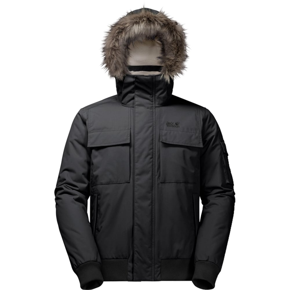 f62adff1d3 Jack Wolfskin Brockton Point Parka - Walk/Hike from LD Mountain ...