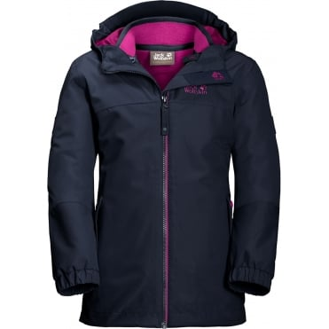 Girl's Iceland 3-in-1 Jacket