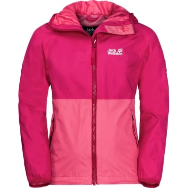 Girls Rainy Day Jacket