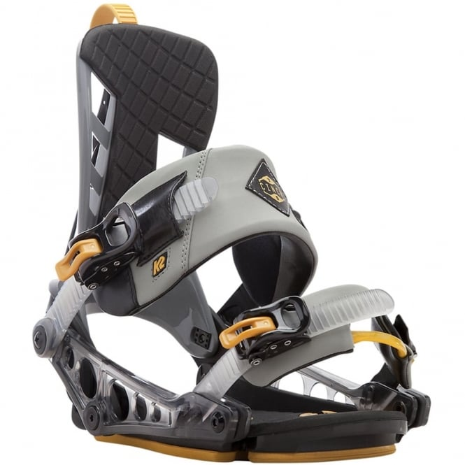 K2 Snowboards Cinch TS Snowboard Bindings