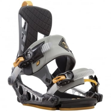 Cinch TS Snowboard Bindings
