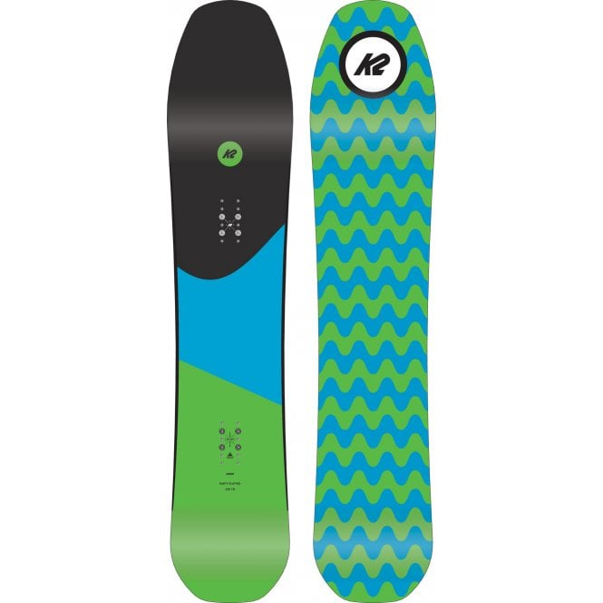 K2 Snowboards Party Platter 150