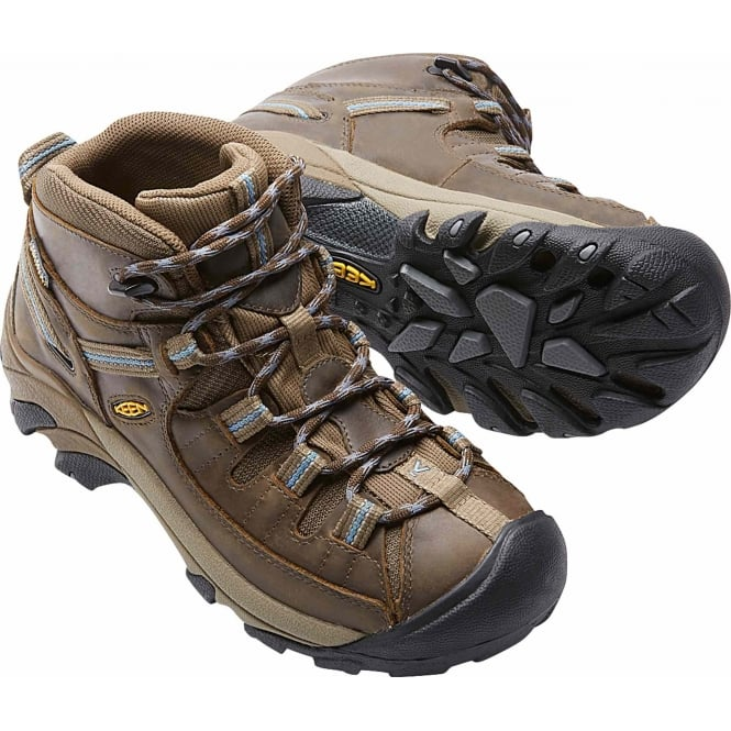Keen Women S Targhee Ii Mid Wp Walk Hike From Ld