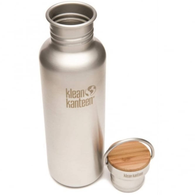 Klean Kanteen Reflect Bamboo-Top 800ml