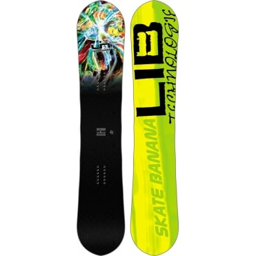 Skate Banana Parillo 156cm Wide Snowboard