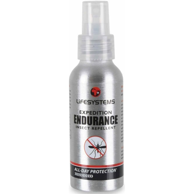 Lifesystems Endurance - 100ml Spray