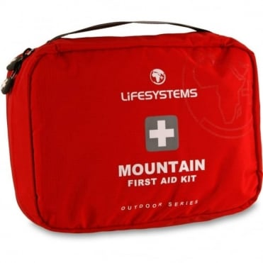 Mountain First Aid Kit
