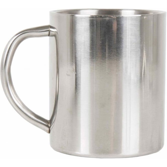 Lifesystems Stainless Steel Camping Mug