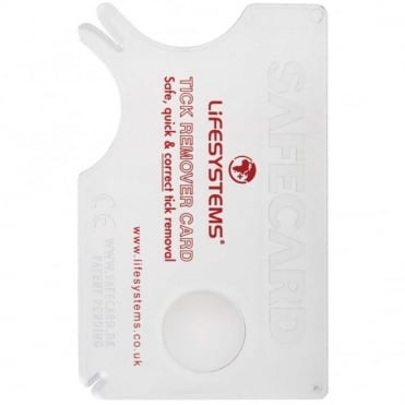 Tick Remover Card