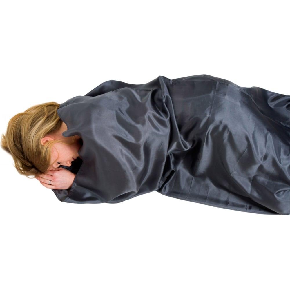 Lifeventure Silk Sleeping Bag Liner Mummy Ld Mountain