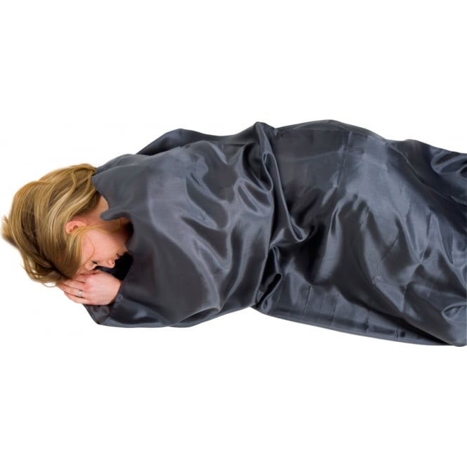 Lifeventure Silk Sleeping Bag Liner - Mummy