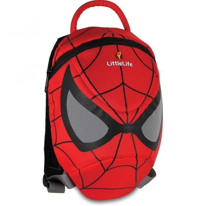LittleLife Kid's Spiderman Daysack