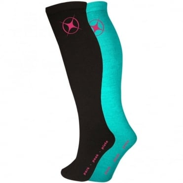 Adult Performance Thermal Sock - Twin Pack