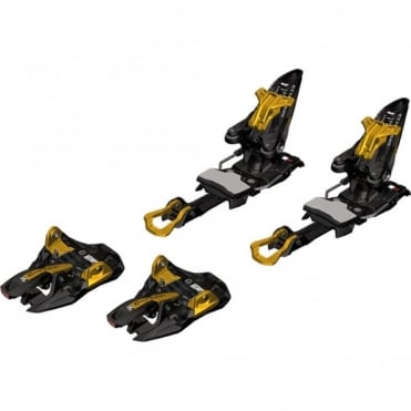 King Pin 10 Ski Binding with 100 Brake