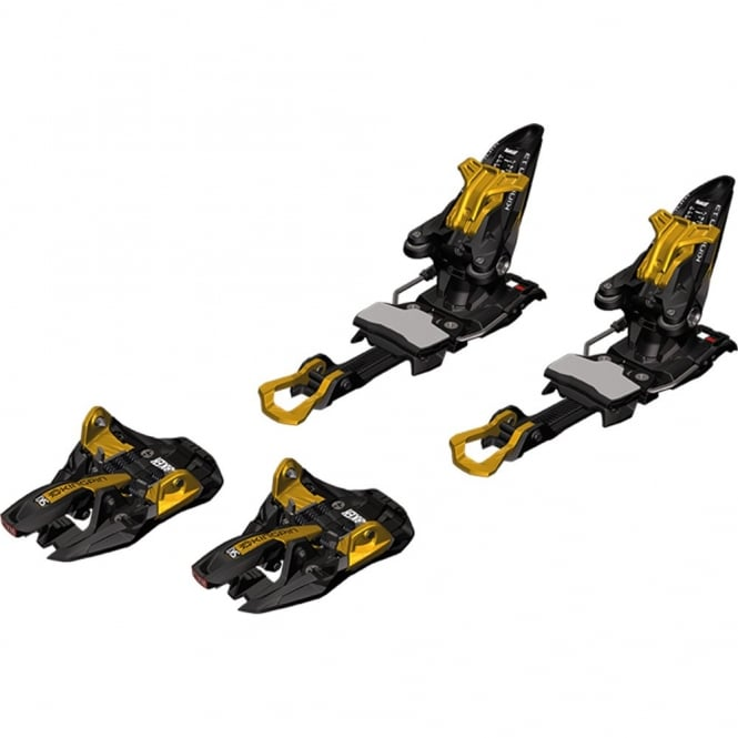Marker Bindings King Pin 13 Ski Binding with 100 Brake