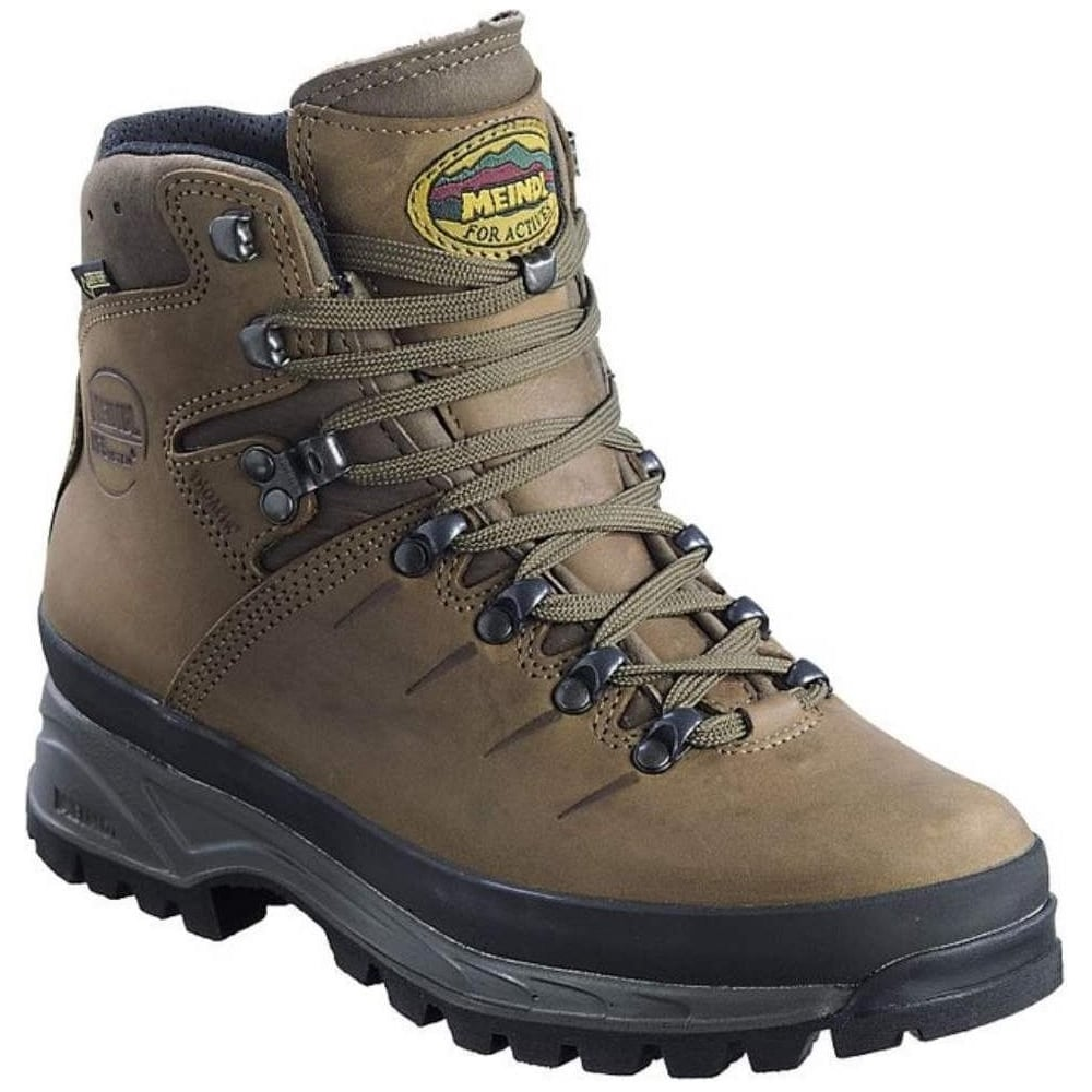 Meindl Women's Bhutan GORe-TeX Walking Boots | 6 UK | Brown