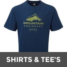 Mountain Equipment Shirts & Tee's